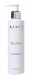 KUO'S Professional Moisturizing Body Cream WOMAN GOLD Крем увлажняющий WOMAN 200мл