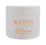 KUO'S Professional Relaxing and Circulatory Cream for feet BEAUTY FOOT Крем расслабляющий для ног 200мл