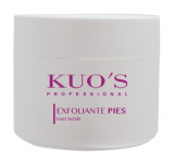 KUO'S Professional Scrub for feet (mentholated) BEAUTY FOOT Скраб освежающий для ног 200мл