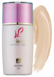 La Sincere JC22 La Sincia Тональная основа увлажняющая MoistfitUV Gel Liquid Foundation 35 ml