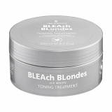 Lee Stafford Тонизирующая маска для пепельных и седых оттенков Bleach Blondes Ice White Toning Treatment 200 мл 5060282702684