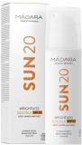 Madara Ультралегкое Солнцезащитное молочко Weightless Sun Milk SPF20 150мл 4751009820743