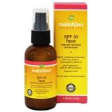 Mambino Organics натуральный минеральный солнцезащитный крем для лица SPF 30, 60мл/Face Natural mineral sunscre 892201002101