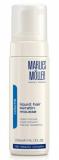 Marlies Moller Liquid Hair Keratin Mousse мусс восстанавливающий структуру волос Жидкий кератин