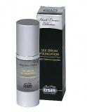 Mon Platin DSM Сыворотка Орхидея с экстрактом шелка и витаминными капсулами -  BlackCaviar, 100 мл
