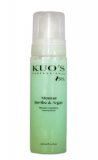 KUO'S Professional Bamboo & Argan Cleasing Mousse BAMBOO & ARGAN мусс очищающий 200мл