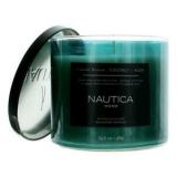 NAUTICA CANDLE COASTAL BREEZE COCONUT + AQUA 411 g