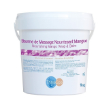 Thalaspa Nourishing Mango Massage Balm and Wrap Питательный воск-бальзам для обертывания и массажа для обертывания с содержанием манго одновременно увлажняет, смягчает и тонизирует кожу 1кг