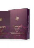 Омолаживающая питательная тканевая маска для лица с природным комплексом против морщин Terrazen AGE CONTROL TREATMENT MASK (10PCS/ BOX) 27ml