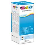 PK15 PEDIAKID ПЕДИАКИД ВИТАМИН D3 помощь в усвоении кальция и магния / PEDIAKID VITAMINE D3, 20 мл