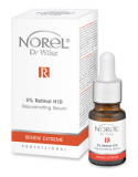 Norel Renew Extreme - 5% Retinol H10 Rejuvenating serum - омолаживающая сыворотка с ретинолом 5% Н10 10мл