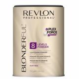 Revlon Professional BLONDERFUL 8 LIGHTENING POWDER МНОГОФУНКЦИОНАЛЬНАЯ  ОСВЕТЛЯЮЩАЯ ПУДРА УРОВЕНЬ 8 750г 7241901000