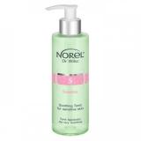 Norel Sensitive - Soothing tonic for sensitive skin - тоник для чувствительной кожи, кожи с куперозом 200мл