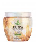 Скраб для тела Кристал-Цитрус /Hempz Fusions Citrine Crystal & Quartz Herbal Body Buff 200 г 676280038134