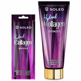 Soleo Collagen Hybrid Bronzer 15 ml лосьон для загара