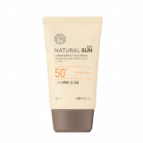 Солнцезащитный крем The Face Shop NATURAL SUN ECO SUPER PERFECT SUN CREAM SPF50+ PA+++ 8806182530029