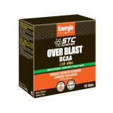 SNS21 Scientec Nutrition STC ОВЕРБЛАСТ BCAA LD-УЛЬТРА МЯТНЫЙ / STC OVERBLAST BCAA LD-ULTRA MENTHE - упаковка 10 тюбиков по 25 г 10 тюбиков Энергия и результат