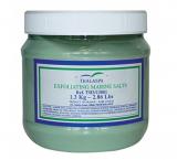 Thalaspa Exfoliating Marine Salts - Отшелушивающая морская соль Микрокеан - содержит измельченную морскую соль, микронизированные водоросли, масло розмарина 1,3 кг