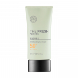 The Face Shop THE FRESH FOR MEN OIL ABSORBING SUN CREAM SPF50+ PA+++ 8806182520686