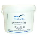 Thalaspa Slimming Body Plast - Моделирующая маска для похудения активно расщепляет жировые клетки