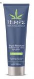 Hempz Triple Moisture Body Wash Нежный Гель-крем для душа с растительными экстрактами