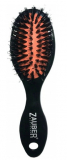 Zauber 06-021 Щетка для волос черная маленькая