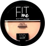 Maybelline Пудра для лица Fit Me Matte & Poreless