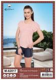 m014064 домашняя одежда Cocoon шорты+футболка 62017