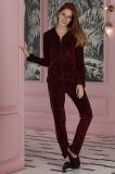 m014746 HAYS двойка: кофта+брюки (костюм велюровый) 19129